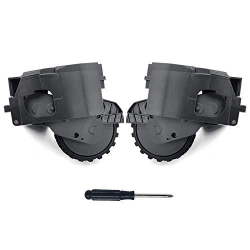 Cobeky para S5 T6 T7 P5 Accesorios izquierda y derecha ruedas robot Partes de aspirador piezas de repuesto
