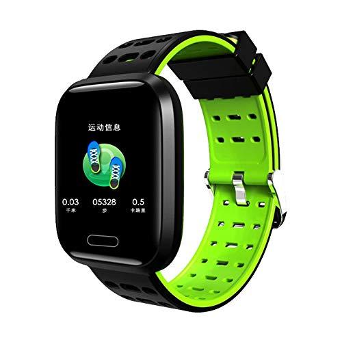 OMJNH Smart horloge, sport armband elektronische gift 1.2-inch groot scherm mode wear horloge, voor Android, iOS-platform