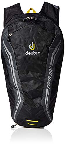 DEUTER Road One Rucksack, Black-Graphite, 44 x 22 x 10 cm, 5 L