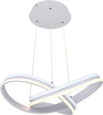 GLOBO LIGHTING 67842-60 Globo Plafonnier, Carton, 60 W, Blanc