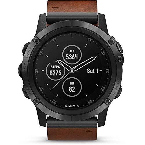 Garmin - Reloj Fénix 5S plus. Zafiro