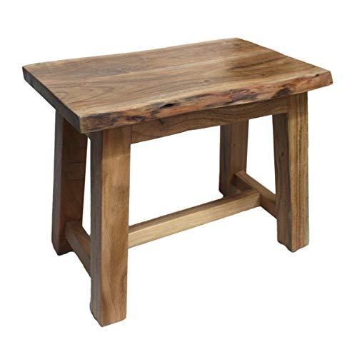 Massivholz Möbel, Hocker, Beistelltisch, Couchtisch, Akazienholz, Gall&Zick (Hocker)