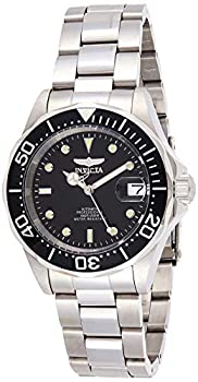 Invicta Men s Pro Diver 40mm Stainless Steel Automatic Watch Silver  Model  8926