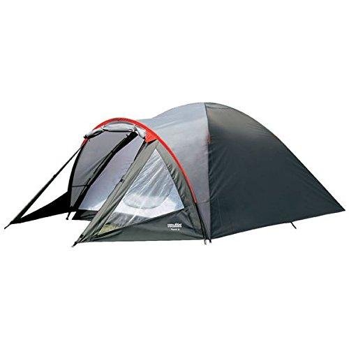 High Colorado Torri 3 dome tent grijs 2015