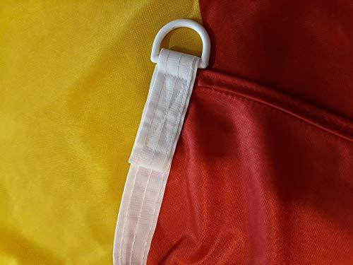 FahnenMax–Bandera de España, 150x 250cm Banderas