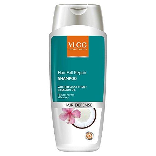 VLCC Hair Fall Repair Shampoo Unique minerals of hibiscus flower makes hair healthy & reduces hair fall effectively 200ml by VLCC
