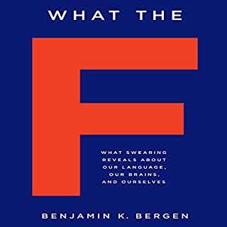 What the F audiobook cover art