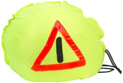 GERMAS Warnhaube für Helme, fluo-gelb, Gr. UNI