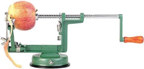 timtina® Profi Apfelschneider Spiralschneider Apfelschäler