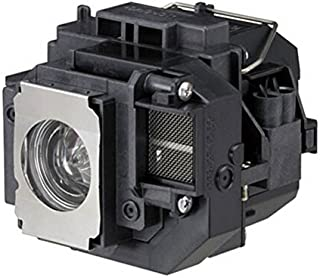 CTLAMP A+ Quality EP 54 Replacement Projector Lamp with Housing Compatible with EX31 EX71 EX51 EB-S72 EB-X72 EB-S7 EB-X7 E...
