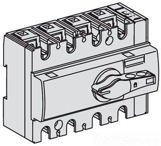 SCHNEIDER ELECTRIC 28905 Interpacto de interruptor no automático Ins80 4 polos