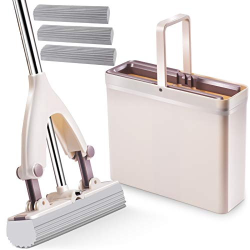 Mastertop Mop and Bucket with Wringer