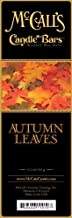 product image for McCall's Country Candles Candle Bar 5.5 oz. - Autumn Leaves