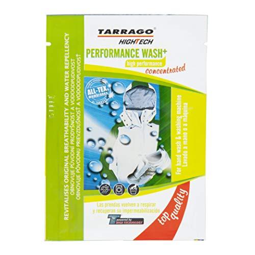 Tarrago  High Tech Performance Wash Plus Sachets   Detergente para Membranas Transpirables y Repelentes al Agua (60 Unidades)
