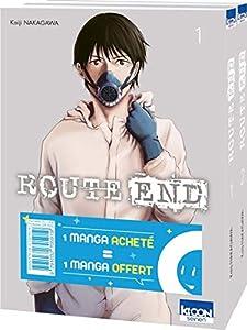 Route End Pack offre découverte Tomes 1 & 2