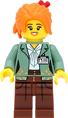 LEGO Ninjago Movie 71019 Figurine Misako Coco avec accessoires complets