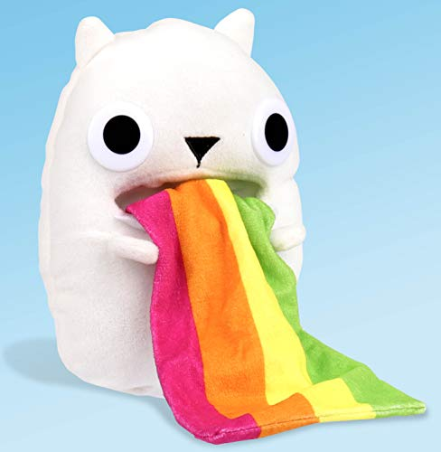 Exploding Kittens Collectible Plush - Rainbow Ralphing Cat