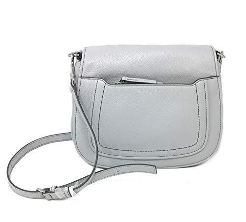 Marc Jacobs Damen Umhängetasche Style #M0013046 Pebbled Leder Hellgrau