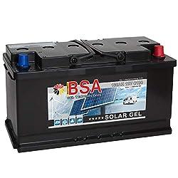GEL Solarbatterie 100 Ah
