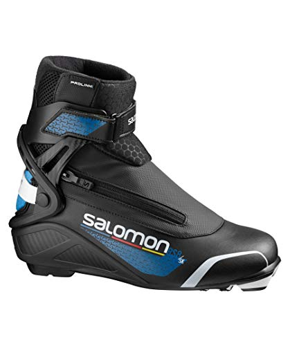 SALOMON Herren Langlaufschuhe RS8 Prolink schwarz/blau (706) 9UK