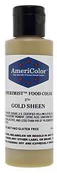 edible gold airbrush paint