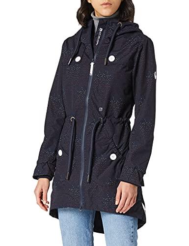 Alife and Kickin Damen CharlotteAK A Coat Jacke, Marine, L
