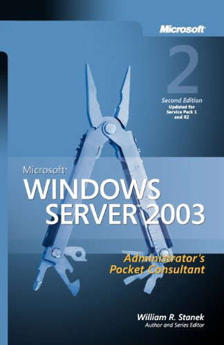 Windows Server 2003 Administrator's Pocket Consultant 2nd Edition