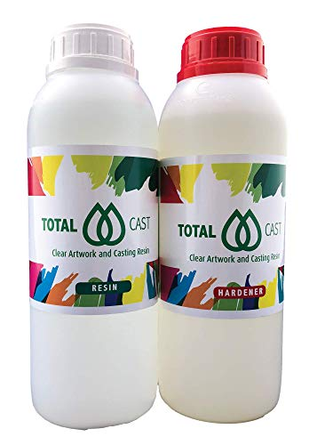 Total Cast Resin, 2 kg