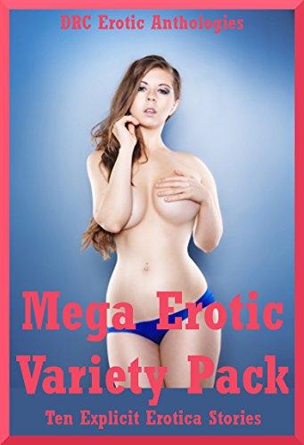 Mega Erotic Variety Pack: Ten Explicit Erotica Stories (English Edition) eBook: Bond, Tracy: Amazon.es: Tienda Kindle