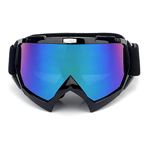 Girls'Eyewear&Accessories Ski Sport Goggles Snowboard Mask Winter Snowmobile Motocross Zonnebril Winddicht Uv bescherming Off-Road Goggles 2019
