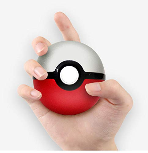 DMGK-A Pokémon Super Baby Spielzeug Pokemon Modell Geschenk Warm Hand Elf Ball Festival Sammlung Geschenk Dekoration @ROTOCAST 40CM - Elf Ball Elektro Po_Charge + Handwärmer