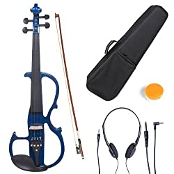 Cecilio CEVN-2BL Electric Violin - Best Cecilio Electric Violins