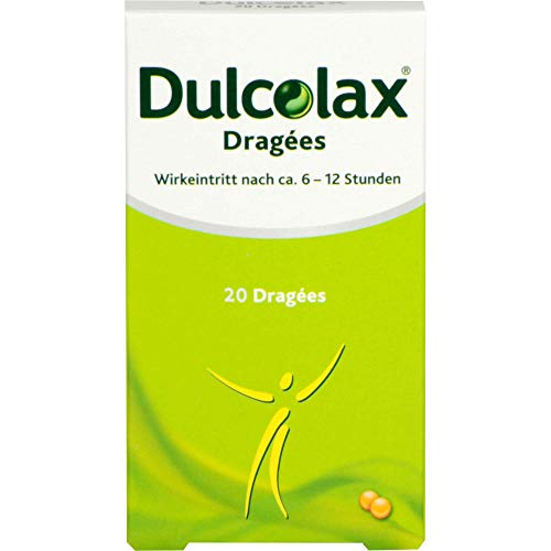 Dulcolax Dragées bei Vers 20 stk
