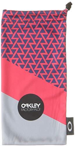 Oakley 102-159-001 Estuches para anteojos, Multicolor, 0.0 Unisex Adulto