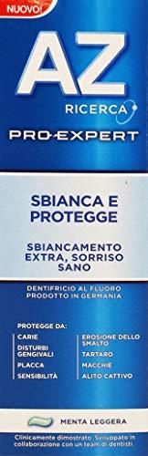 24 x AZ Dentifricio Pro-Expert Sbianca&Proteggi 75 Ml