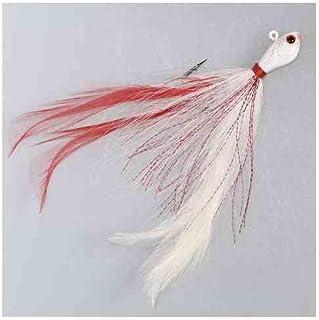 Jenko Big Wig Magnum Hair Jig, Bait Fish, 1/2 oz