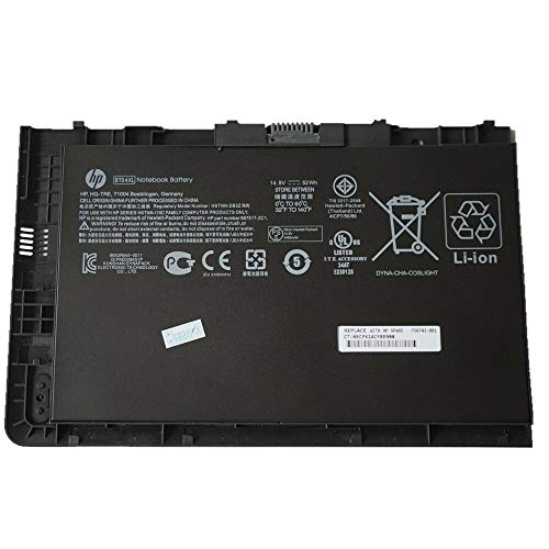 Original Akku HP EliteBook Folio 9470 m 14,8 V 52 Wh Original Akku BT04XL 687945-001
