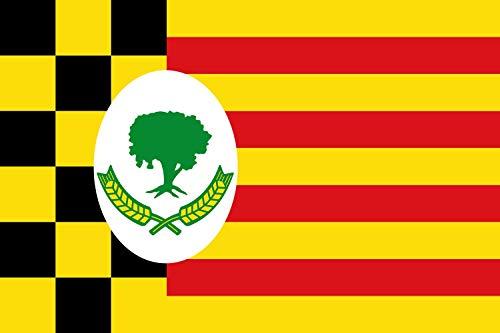 magFlags Bandera XL Alcampell | Bandera Paisaje | 2.16m² | 120x180cm