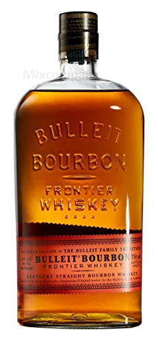 Bulleit Bourbon Frontier Whiskey 0,75l (45% Vol)- [Enthält Sulfite]