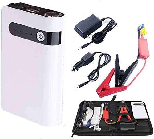 Metdek DigitalLeweige - Cargador portátil para coche (4 L, regulador de carga de coche y 8000 mAh, 350 A, carga USB)