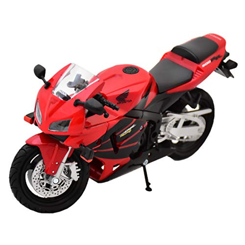 New Ray - 42607 - DieCast 1:12 Moto Honda CBR 600RR Rosso/Nera 42443I