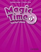 Magic Time: Level 1: Teacher's Book