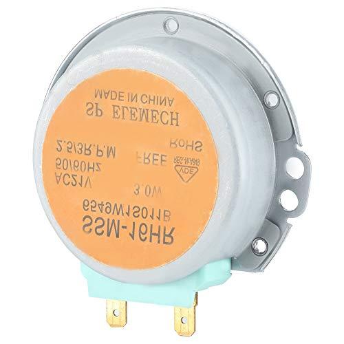 Motor de Horno de microondas: Apto para Horno de microondas LG Serie SSM-16HR 6549W1S011B Motor de Plato Giratorio de Horno de microondas AC 21V