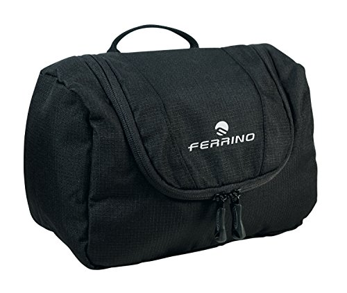 Ferrino Cosmetic, Sac Mixte Adulte, Noir, M
