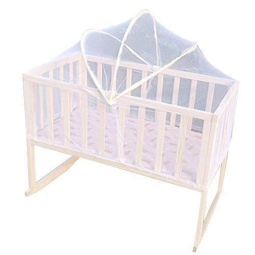ELENXS Universal bébé Enfants Berceau moustiquaire Lit Lit à baldaquin Mesh bébé Tout-Petits Parcs pour Enfants Lit Tente