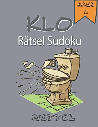 KLO Rätsel Sudoku Band 2 MITTEL: Extra Großdruck für Erwachsene und Senioren in große Schrift. Beliebtes Gedächtnistraining für Oma, Mama, Opa, Eltern, Freunde, Schwiegereltern, Nachbarn