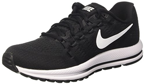 Nike Women's WMNS Air Zoom Vomero 12 Competition Running Shoes, Black (Black/Anthracite/White), 3.5 UK 36.5 EU