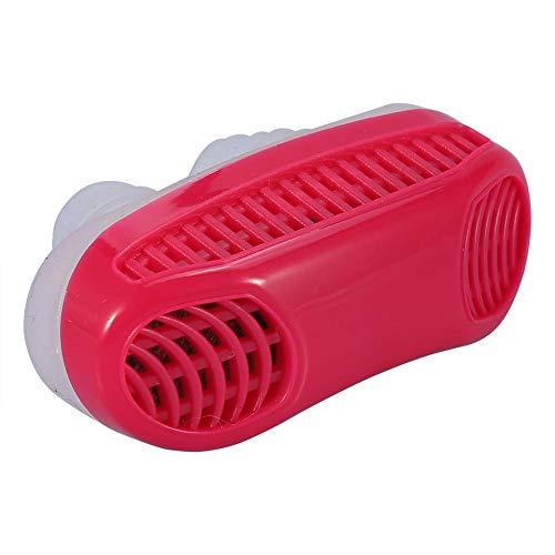 Dispositivos Anti Ronquido, Antironquidos Respirar Dispositivo de Purificación de Aire Dilatador Nasal, Ayudar a Aliviar la Congestión Ronquidos y Nasales (Red)
