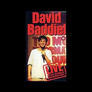 David Baddiel cover art