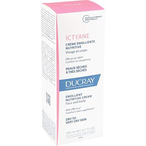 Ducray Ducray Ictyane Creme Emoliente 200Ml 1 Unidad 200 ml